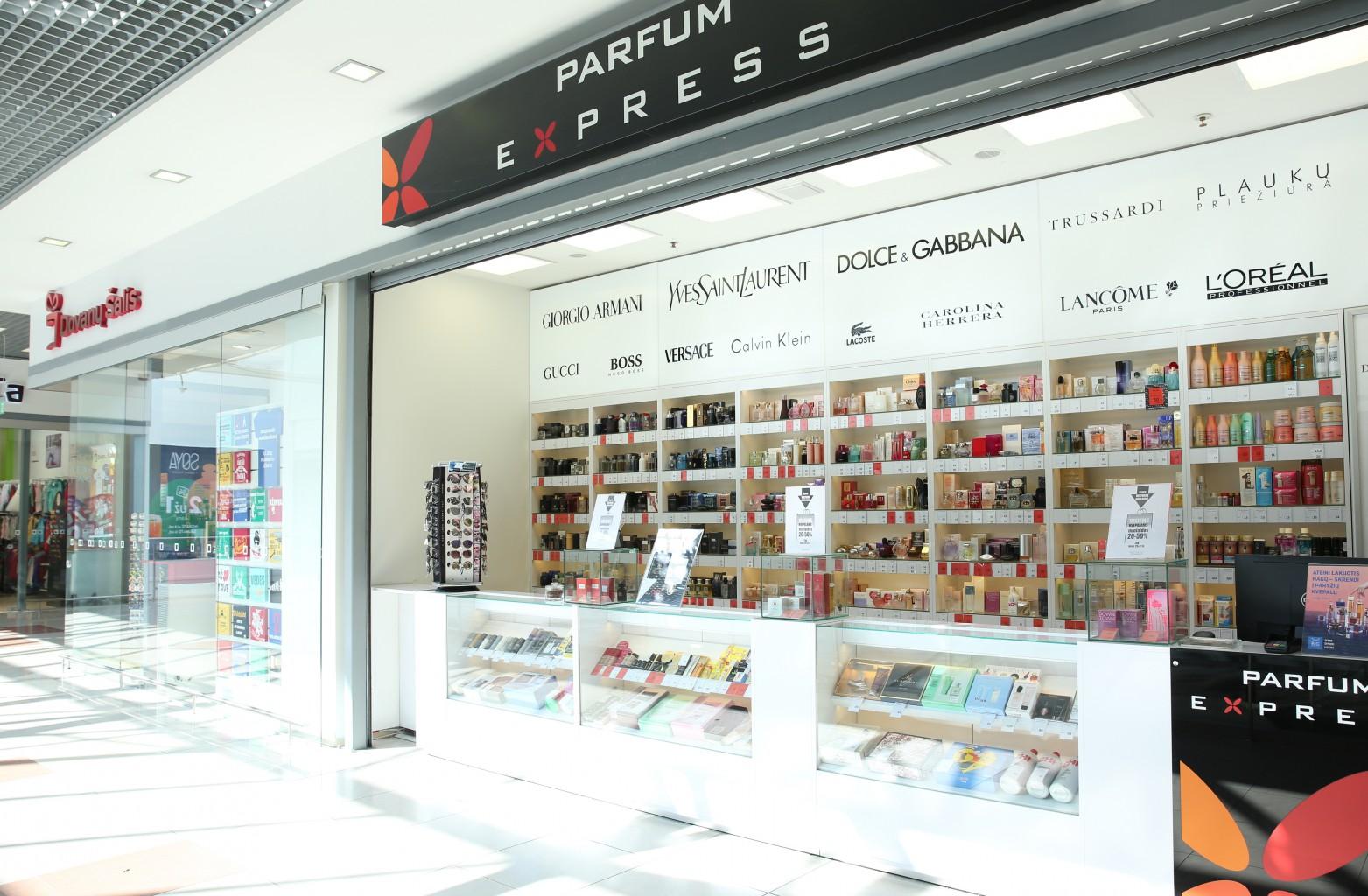 Parfum Express Pc Big Vilnius